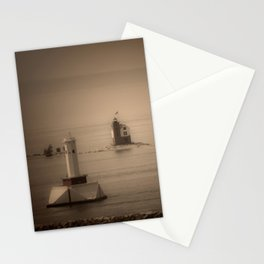 A Lighthouse & Beacon Stationery Cards