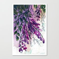 Wisteria-ish Canvas Print