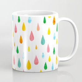 Happy Rain Coffee Mug