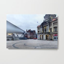 Hull Blade - City of Culture 2017 Metal Print