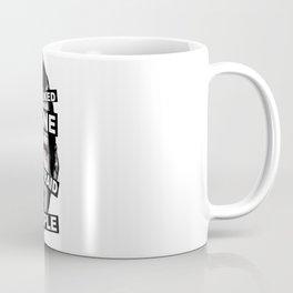 I NEVER LIKED ANYONE Coffee Mug