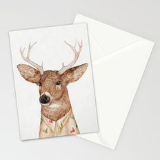 White Tailed Deer Stationery Cards