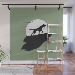Canine Soul Wall Mural