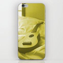 Uke Yellow iPhone Skin
