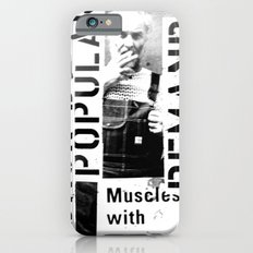 Muscles on Demand (B&W) iPhone 6s Slim Case