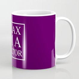 Relax I'm A Realtor Coffee Mug