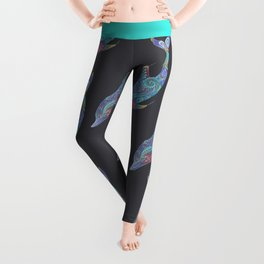 Dolphin Totem Leggings