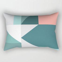 Modern Geometric 60 Rectangular Pillow
