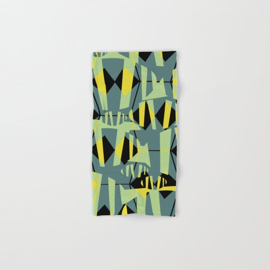QueenBee Hand & Bath Towel