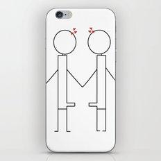 Lover Boy iPhone & iPod Skin