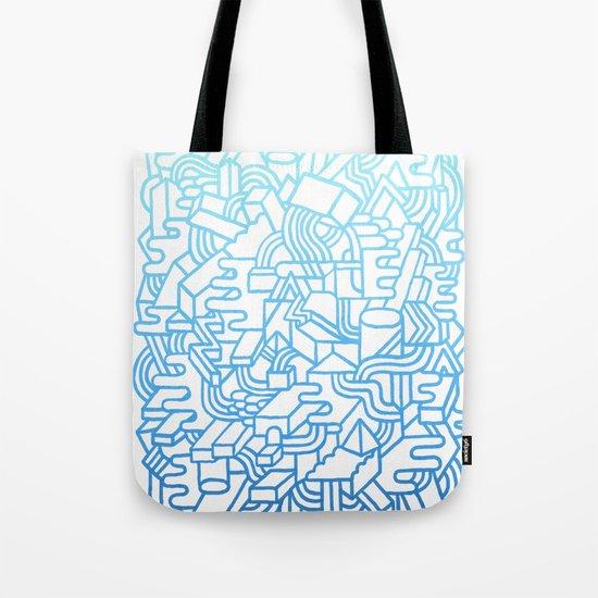 Wave Machine Tote Bag
