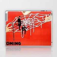 Web of Desire Laptop & iPad Skin