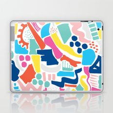 Colour Scatter Laptop & iPad Skin