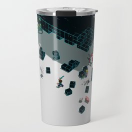 Galaga Craft Travel Mug