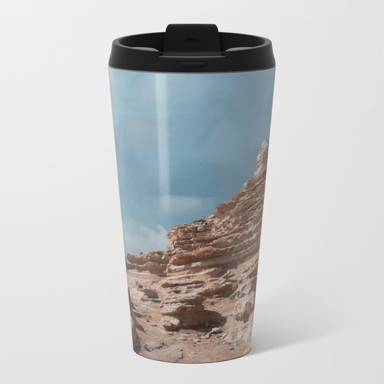 ISLAND STORIES 19 Rocky Hills Metal Travel Mug