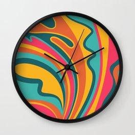 Feeling Fabulous Wall Clock