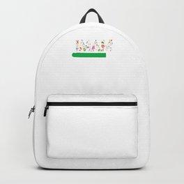 Islam Religion Allah Imam Ali Hussain Hajj Pilgrimage Mecca Gift Backpack