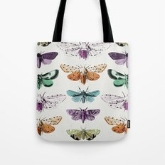 Techno-Moth Collection Tote Bag