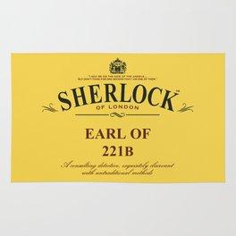 Earl of 221B Rug
