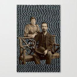 Found Canvas Print