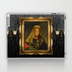 Duane 'Dog' Chapman - replaceface Laptop & iPad Skin