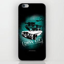Ford Falcon XY GTHO Phase III (Grunge) iPhone Skin