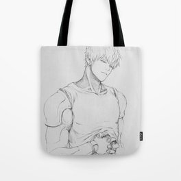 GENOS (One-Punch Man) Tote Bag