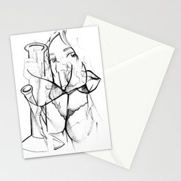 Inhale, Exhale (2020) Stationery Cards
