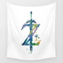 Breath of the Wild Wall Tapestry