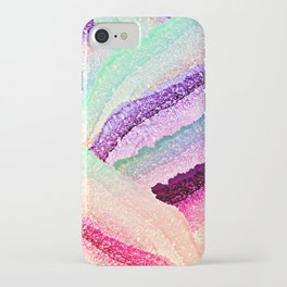 FLAWLESS UNICORN RAINBOW iPhone Case