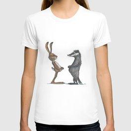 Hare & Badger T-shirt