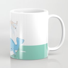 Whale of a time Coffee Mug