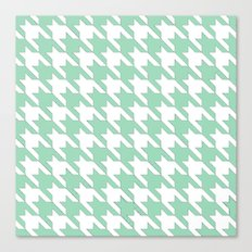 Mint Tooth Canvas Print