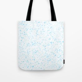 Marble Blue Tote Bag