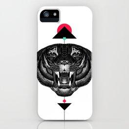 Roar My *--Tiger--* iPhone Case