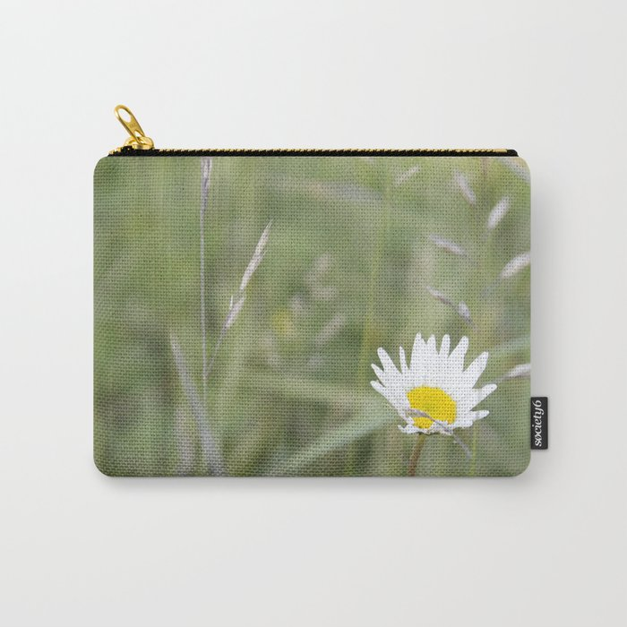 wind-pollinated flowers • nature photography Carry-All Pouch