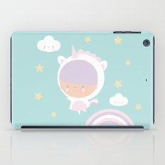 Be a unicorn iPad Case