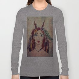 Lady of the Wood Long Sleeve T-shirt