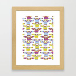 Jumpers  Framed Art Print