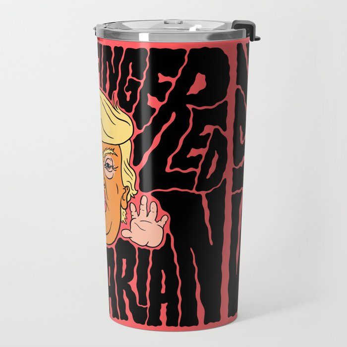 Short-Fingered Vulgarian Travel Mug