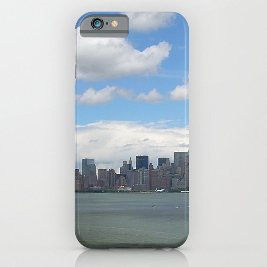 View from Lady Liberty iPhone & iPod Case