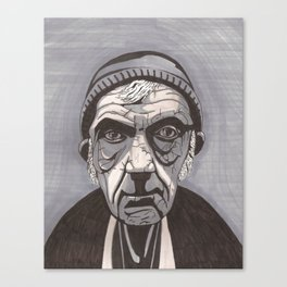 Salty Dog Canvas Print