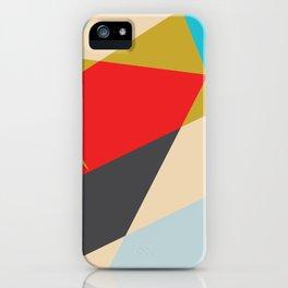 Celebrate Shapes  iPhone Case
