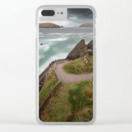 Dunquin Pier,Kerry,Ireland Clear iPhone Case