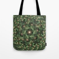 camouflage Tote Bags featuring Camouflage by Awesome Palette