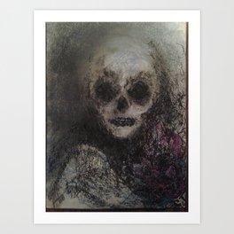 """Klub Dead """"Love Killz"""" Art Print"""