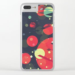 The Big Bang 01' Clear iPhone Case
