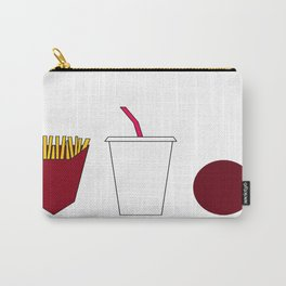 Aqua teen hunger force minimalist  Carry-All Pouch