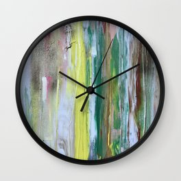 Abstract Painting #2 Wall Clock