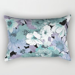 FLOWERS XI Rectangular Pillow